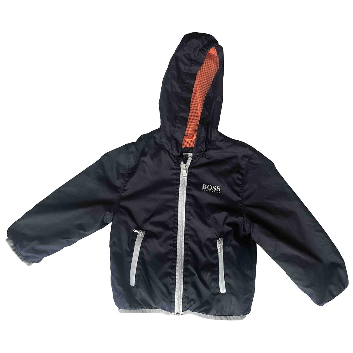 Hugo Boss \N Blue jacket & coat for Kids 3 years - up to 98cm FR