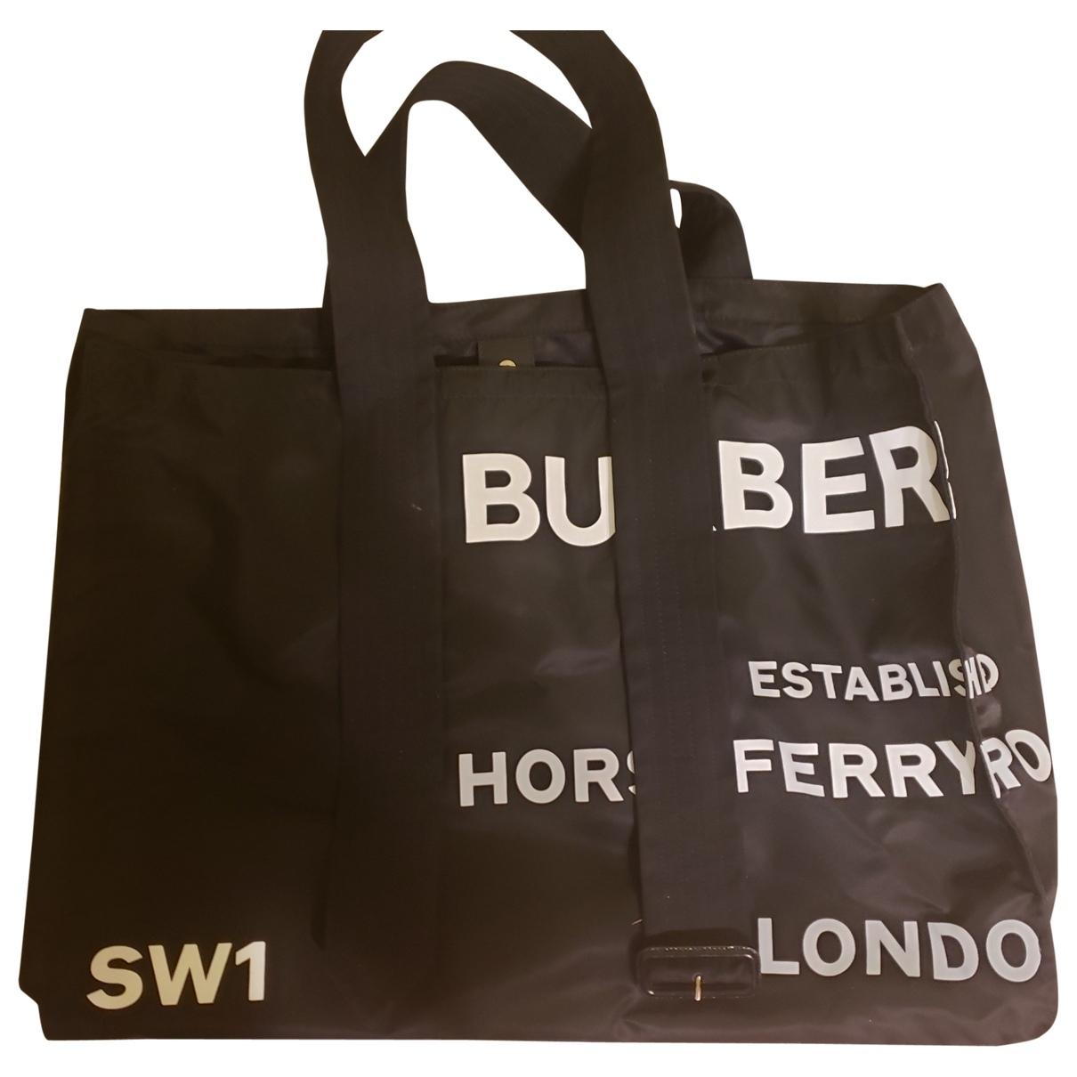 Burberry - Sac   pour homme - noir