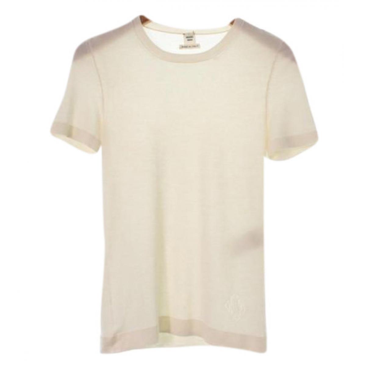 Hermès \N White Cashmere Knitwear for Women 36 FR