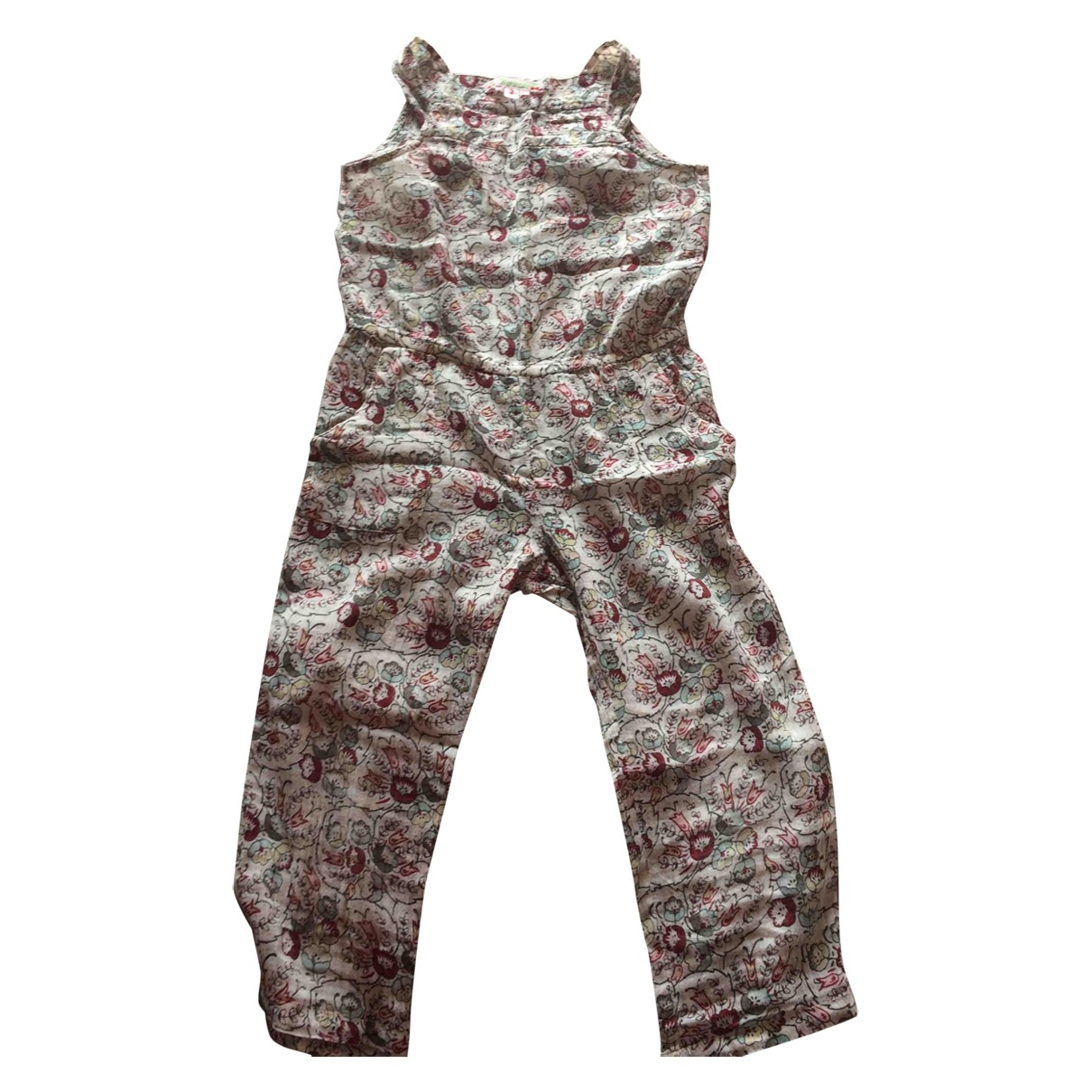 Bonpoint \N Multicolour Cotton Trousers for Kids 3 years - up to 98cm FR