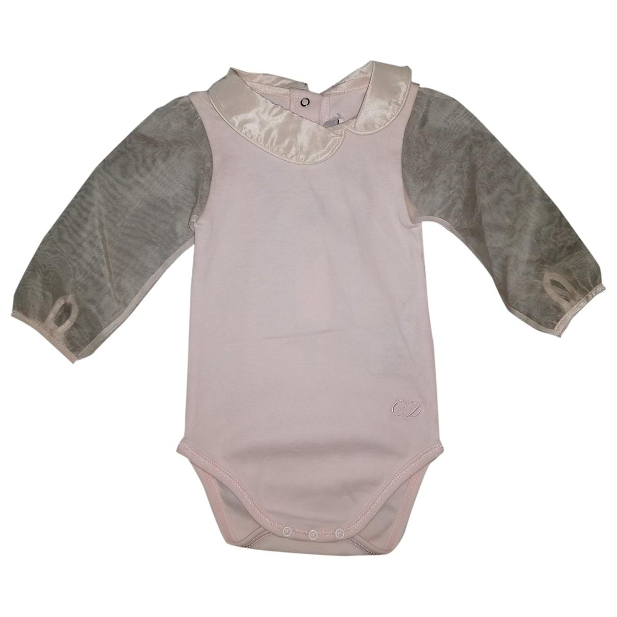 Baby Dior - Les ensembles   pour enfant en coton - rose