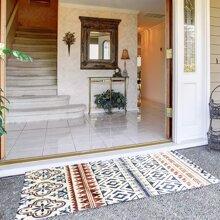 Teppich mit geometrischem Muster