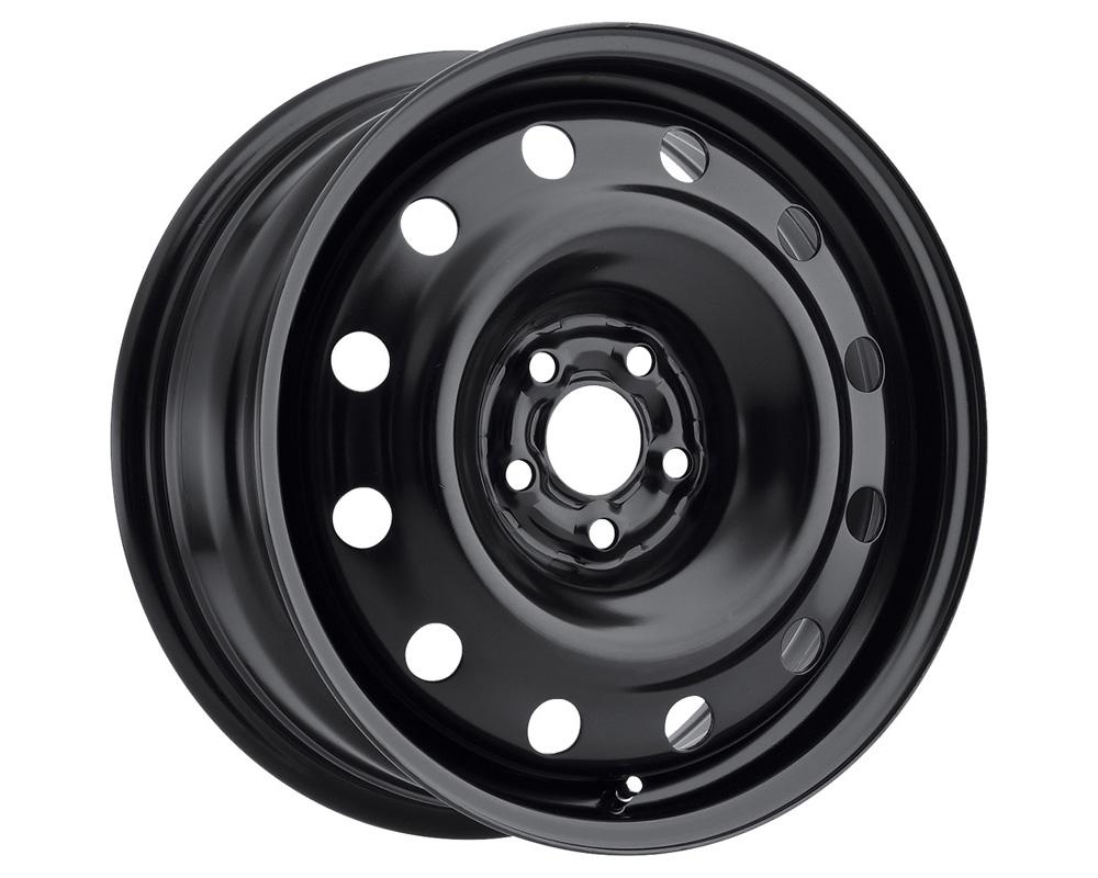 Liquid Metal 201-6680B Atom Matte Black Wheel 16x6.5 5x100 41mm