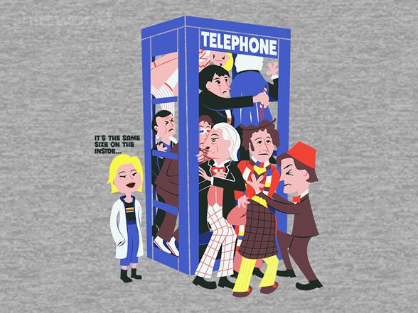 Whos Calling T Shirt