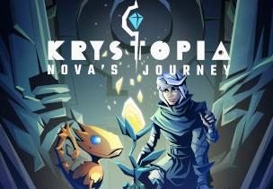 Krystopia: Nova´s Journey Steam CD Key