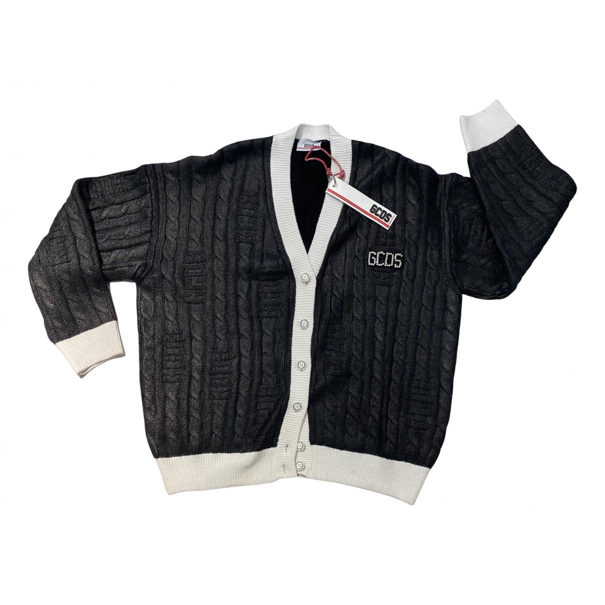 Gcds N Black Wool Knitwear for Women S International