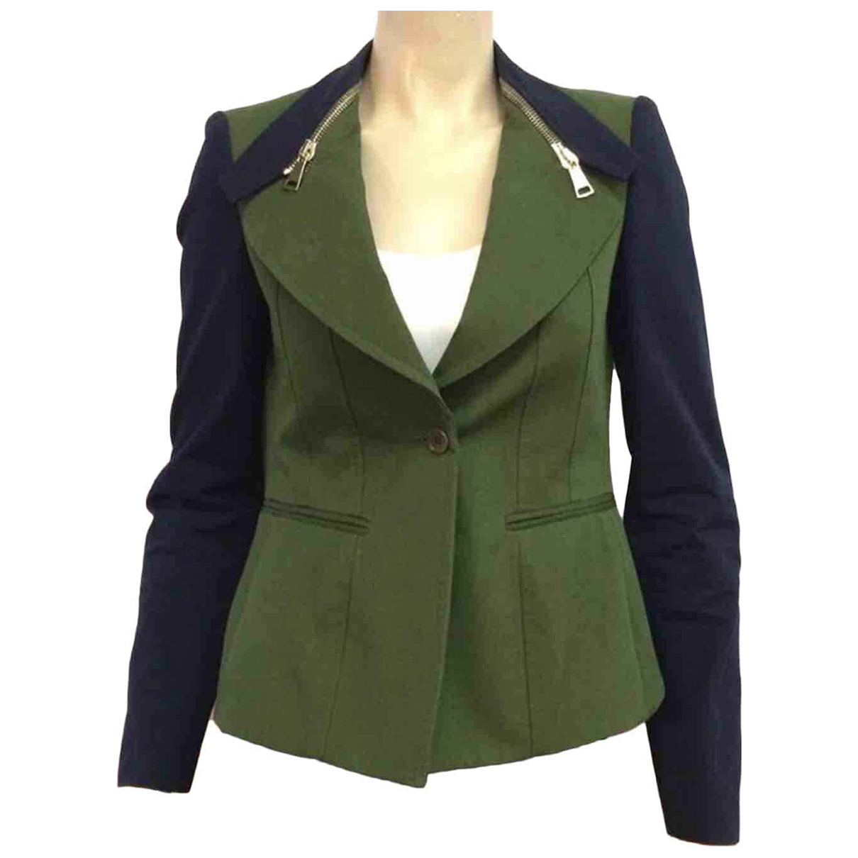 Givenchy N Cotton jacket for Women 40 IT