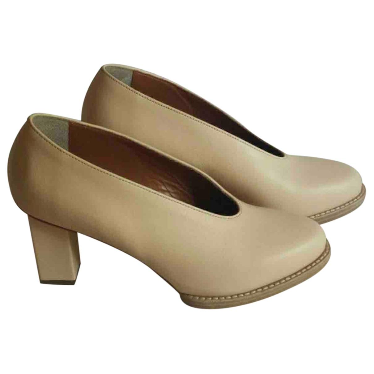 & Stories N Leather Heels for Women 39 EU
