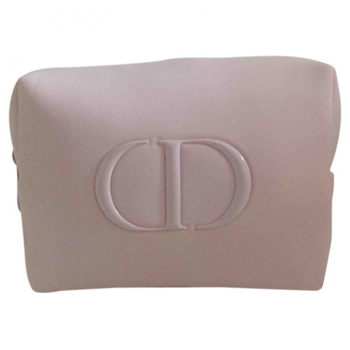 Dior \N Pink Travel bag for Women \N