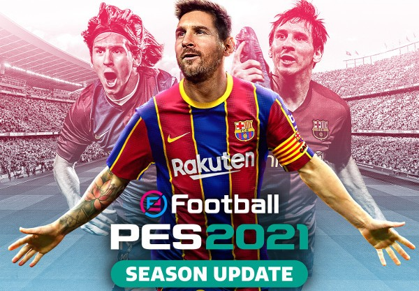eFootball PES 2021 Season Update Manchester United Edition Steam Altergift