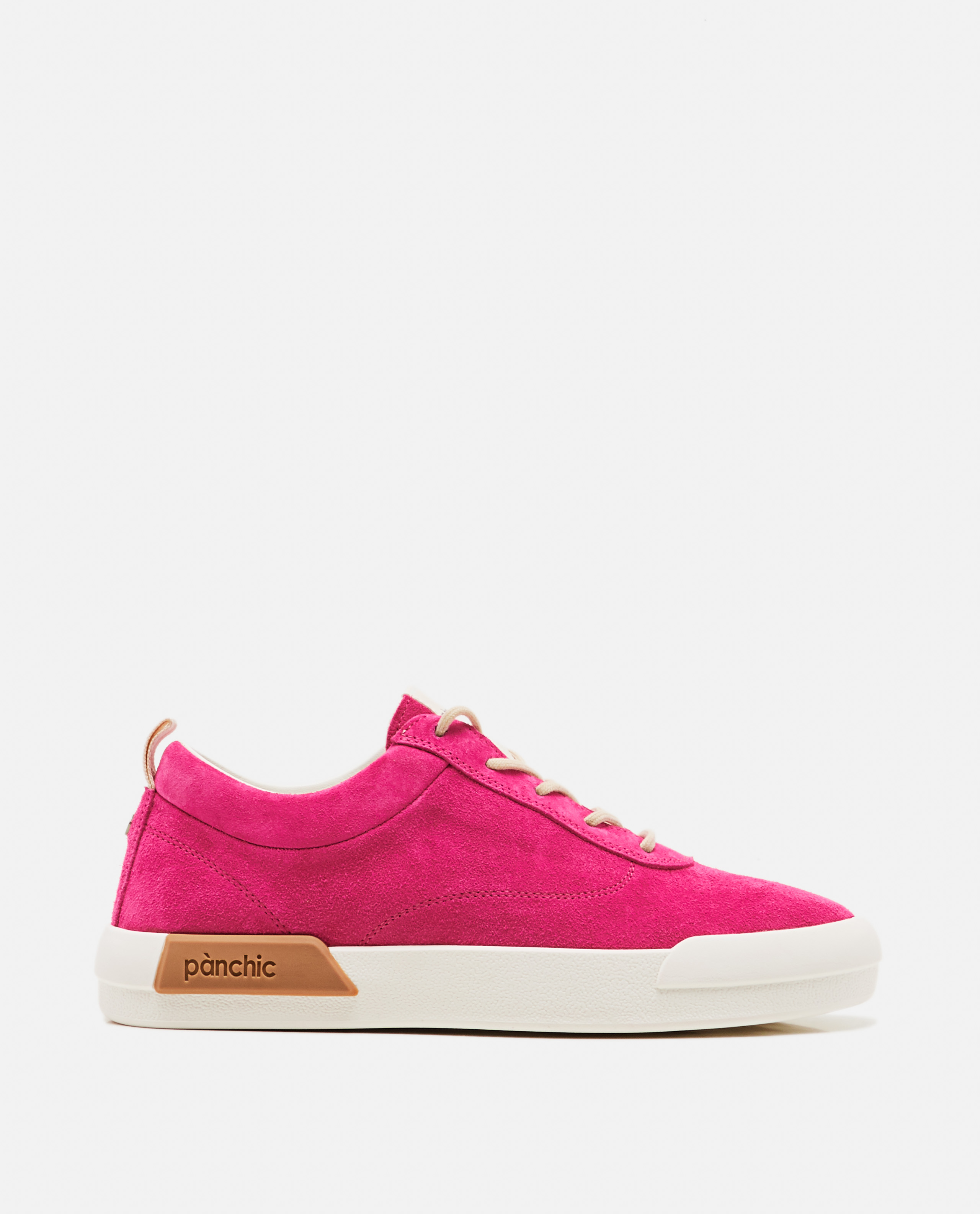 Low lace-up sneakers