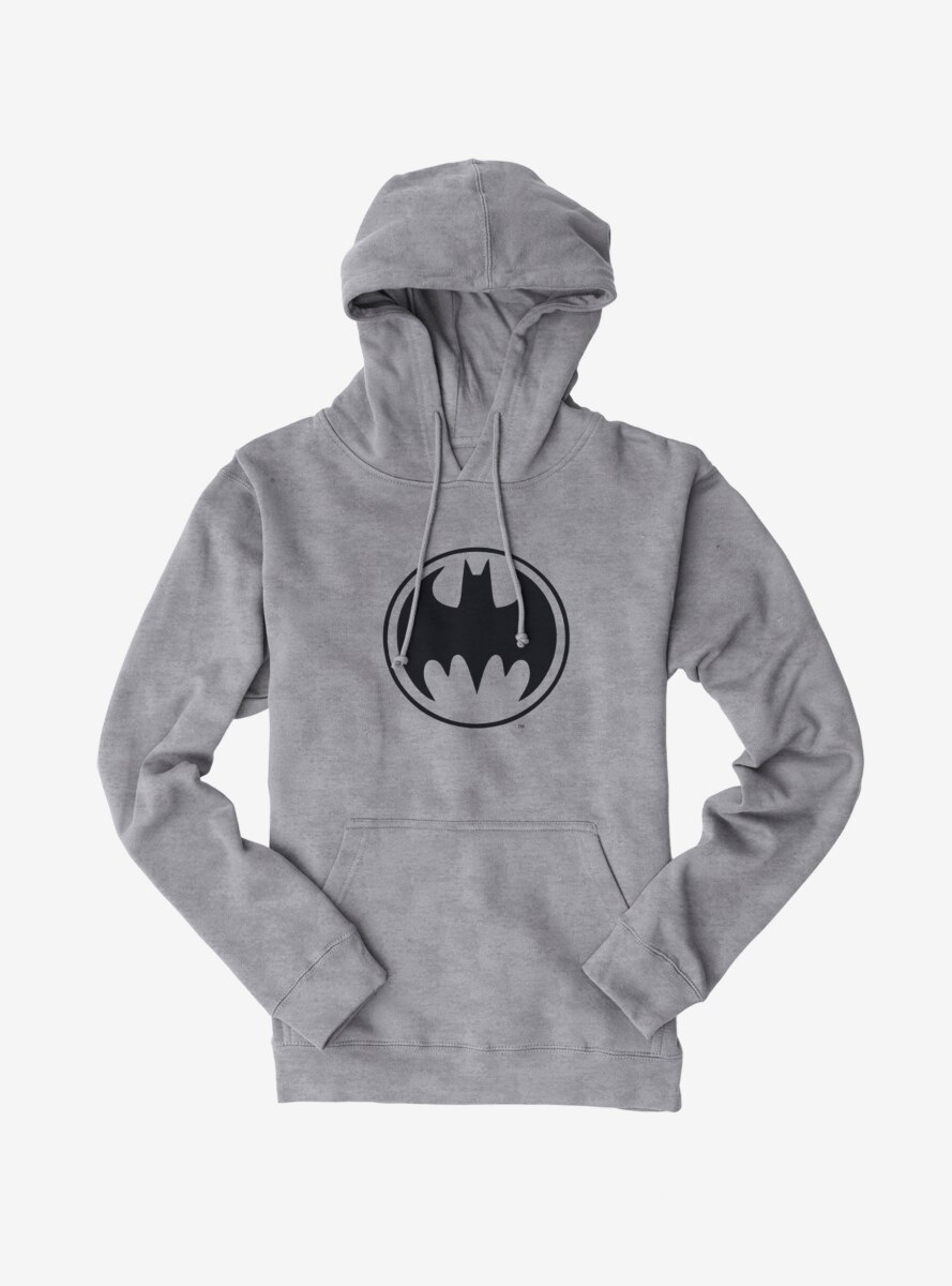 DC Comics Batman Classis Logo Hoodie