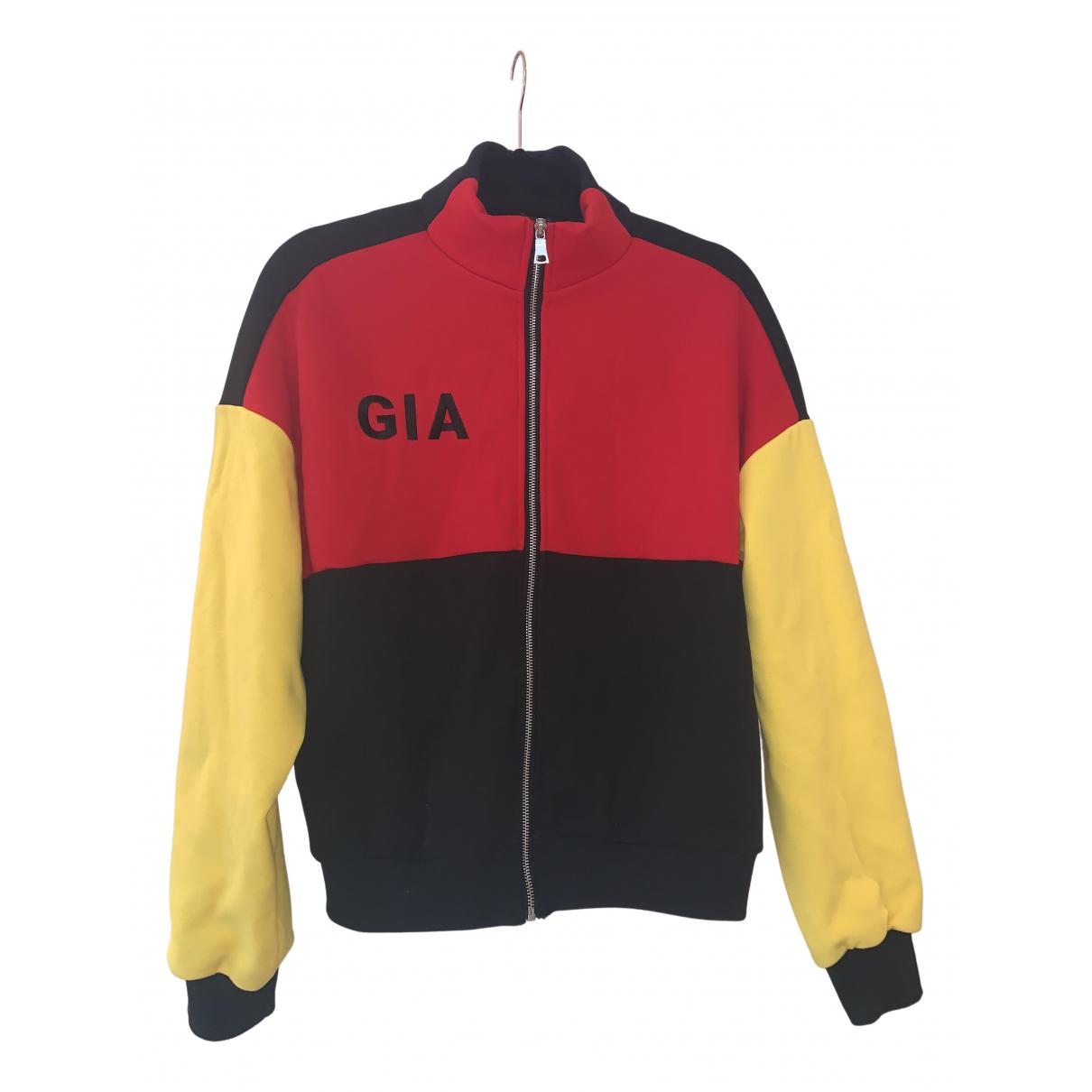I.am.gia N Black Cotton jacket for Women S International