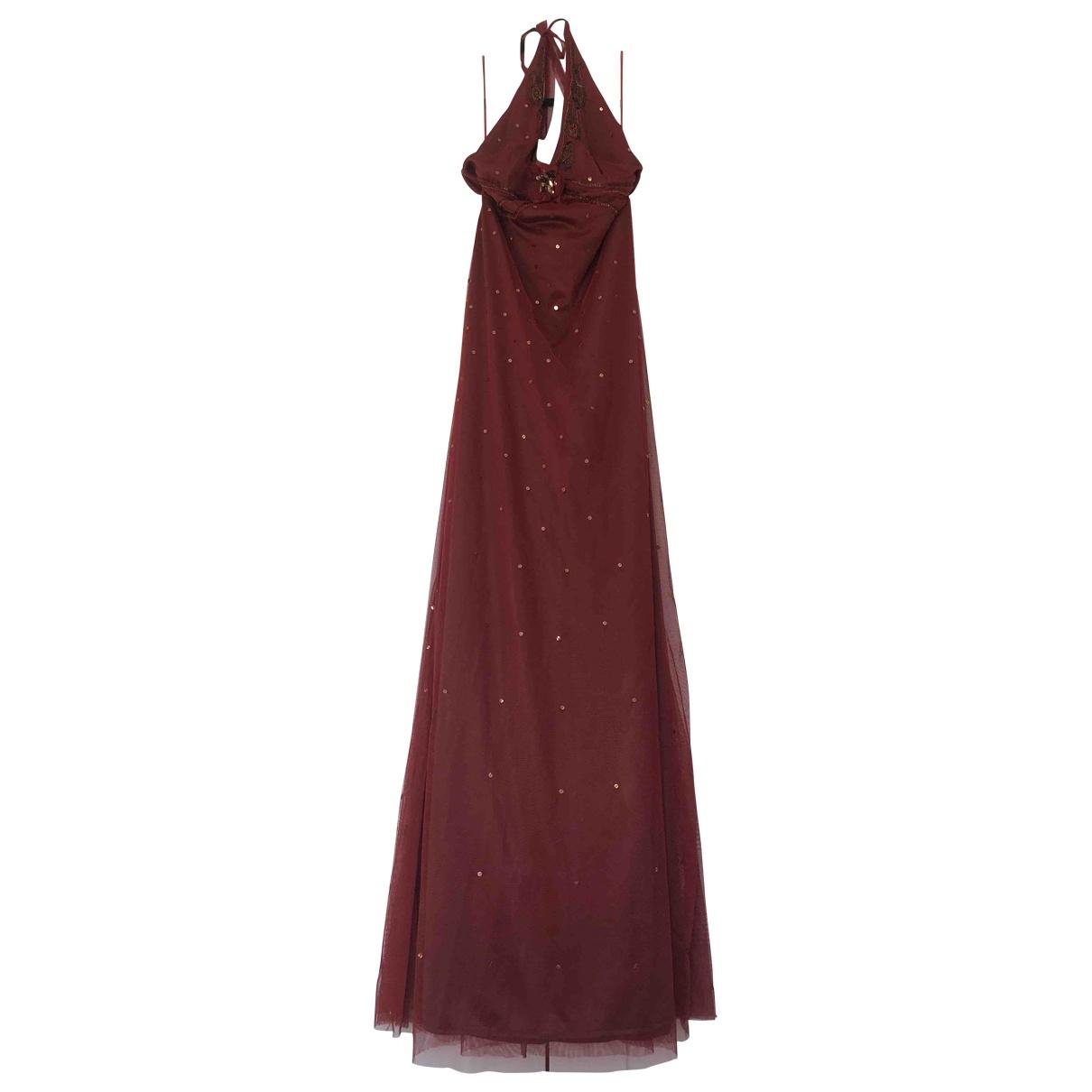 Mango \N Kleid in  Braun Polyester
