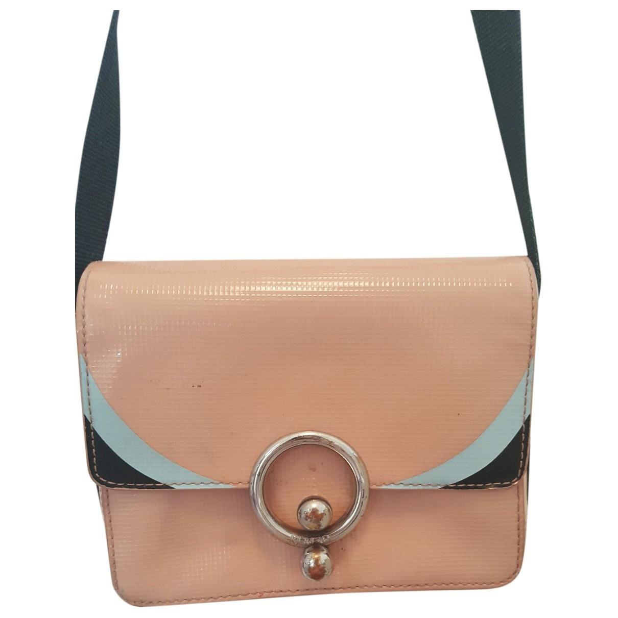 Kenzo \N Handtasche in  Rosa Kunststoff