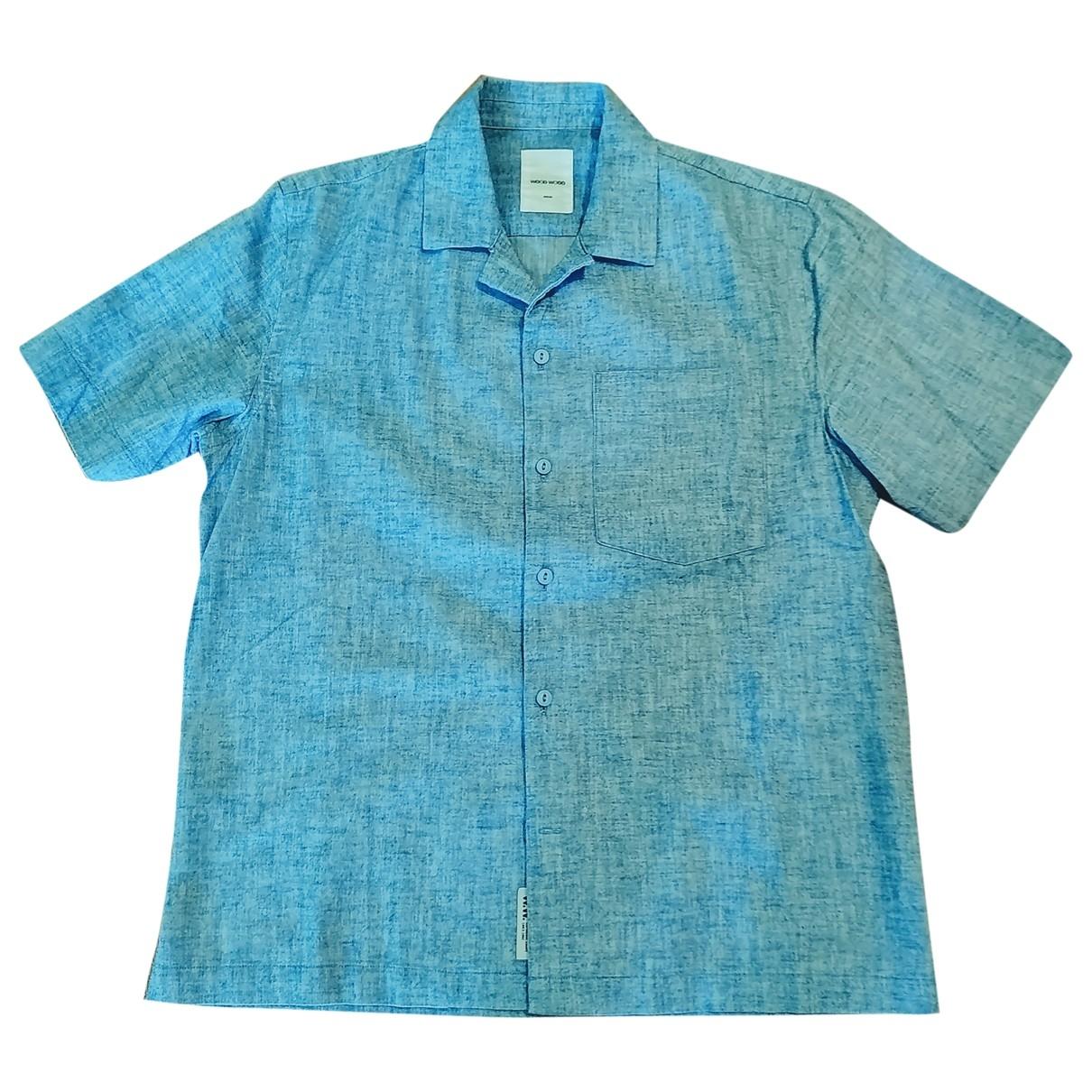 Wood Wood - Chemises   pour homme en coton