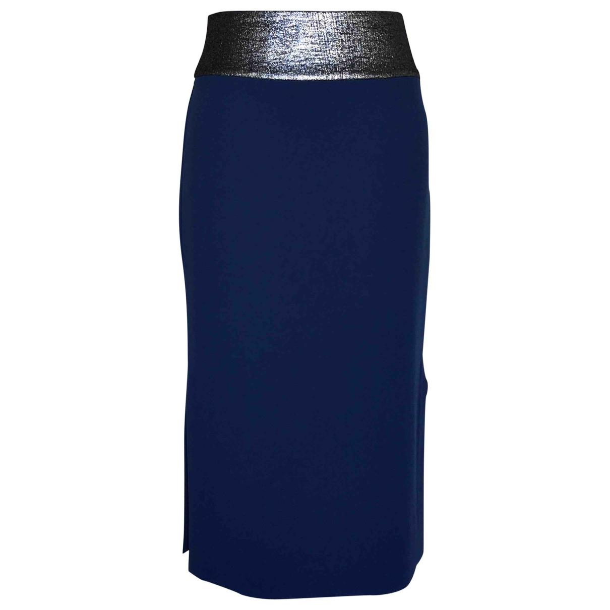 Diane Von Furstenberg \N Rocke in  Blau Polyester