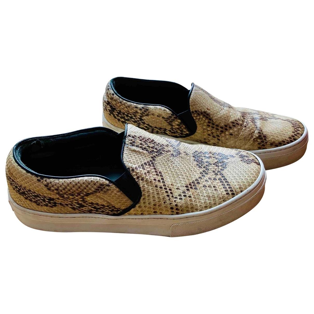 Celine \N Sneakers in  Bunt Python