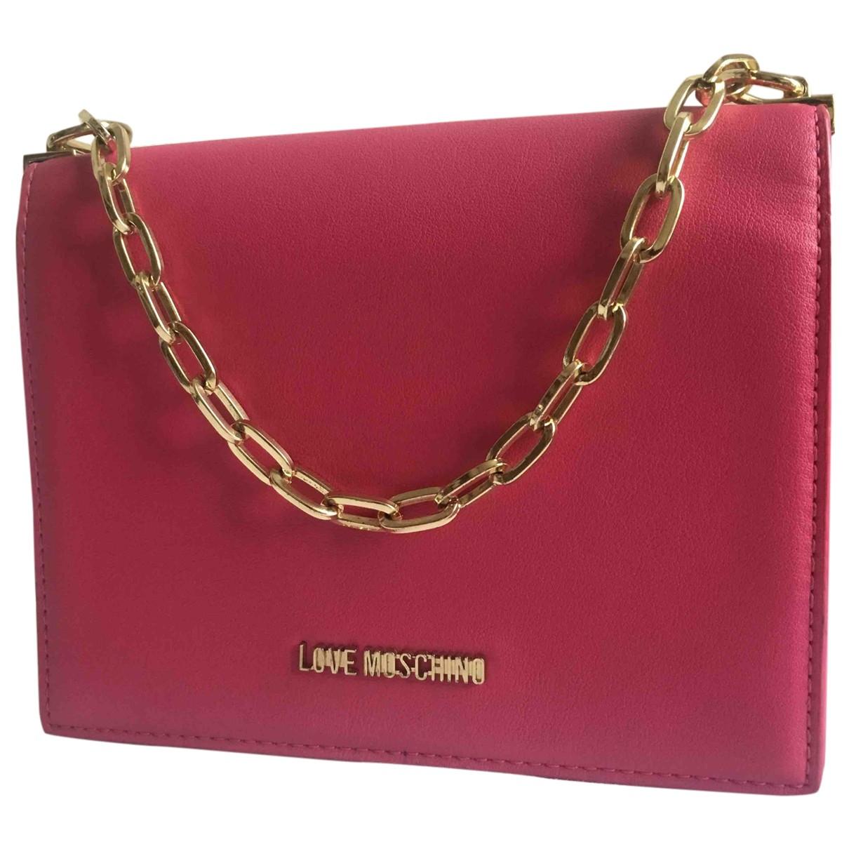 Moschino Love - Sac a main   pour femme - rose
