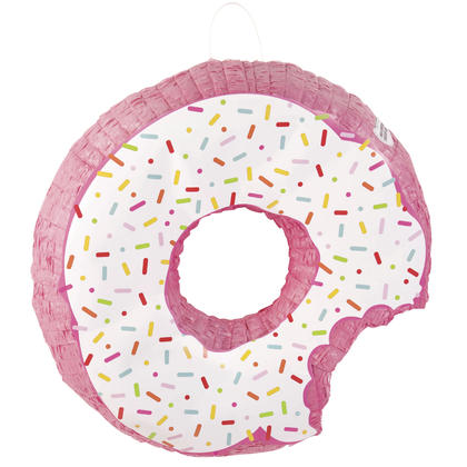 Donut 3D Pinata For Birthday Party
