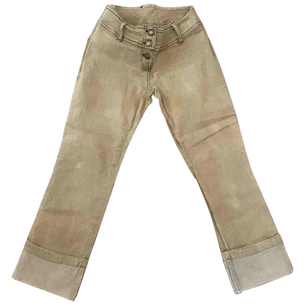 Pantalon recto Plein Sud