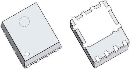 STMicroelectronics 170V 30A, Schottky Diode, 12-Pin PowerFLAT STPS30170DJF-TR (5)