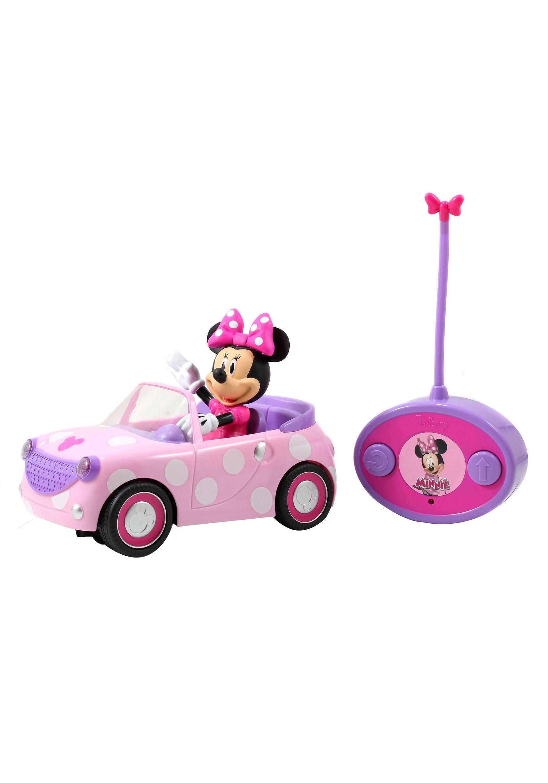 Minnie Mouse R/C Vehicle Disney