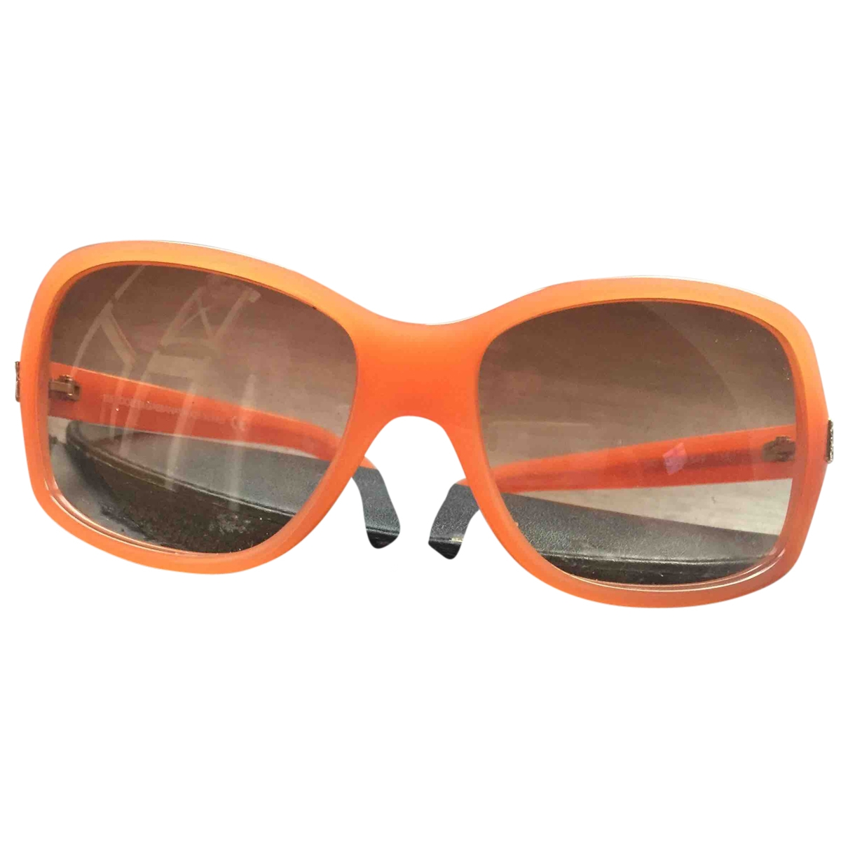 D&g \N Orange Sunglasses for Women \N