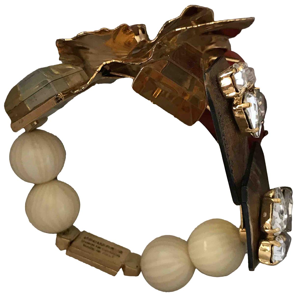 Dsquared2 - Bracelet   pour femme en metal - multicolore