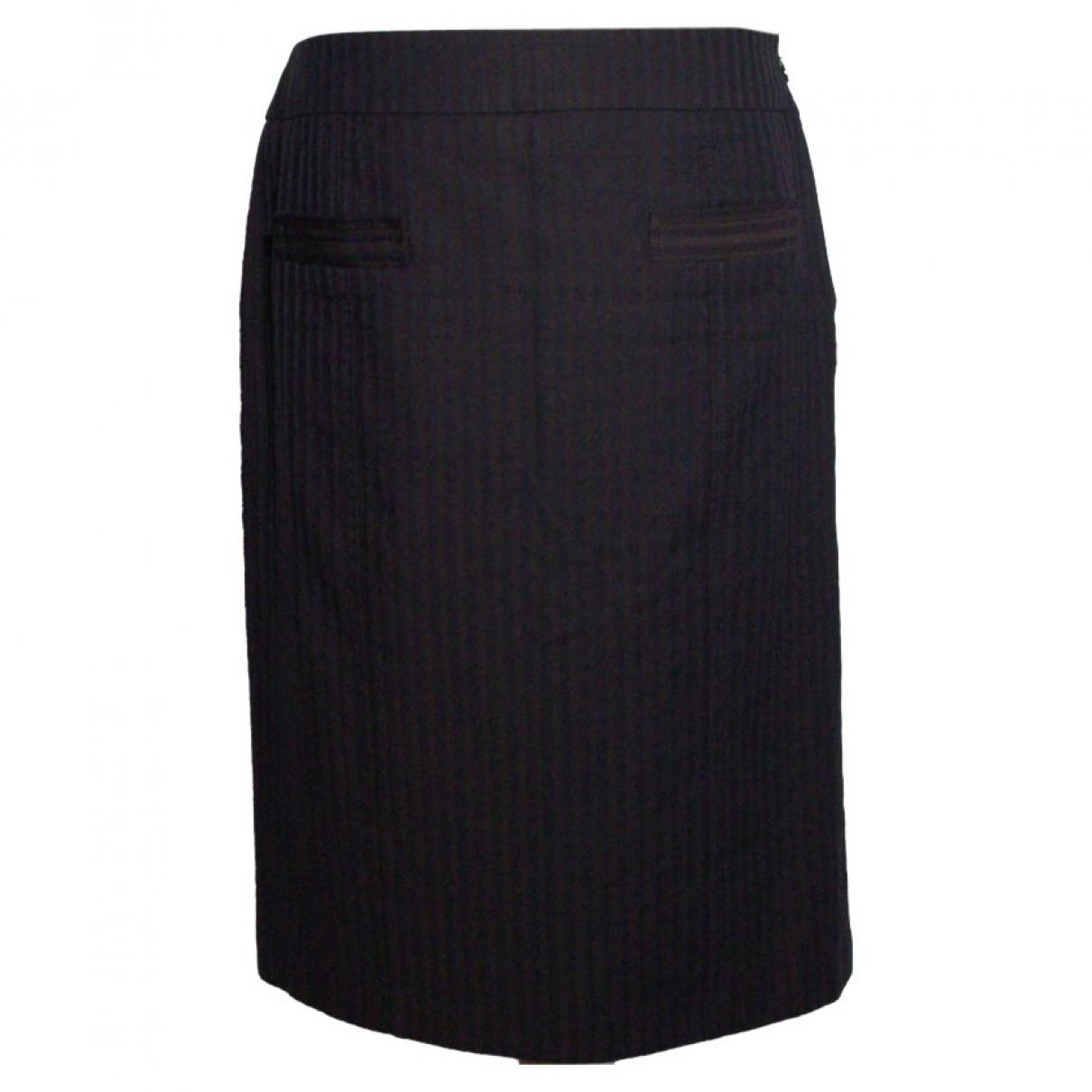 Kenzo - Jupe   pour femme en laine - violet