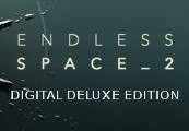 Endless Space 2 Digital Deluxe Edition EU Steam CD Key