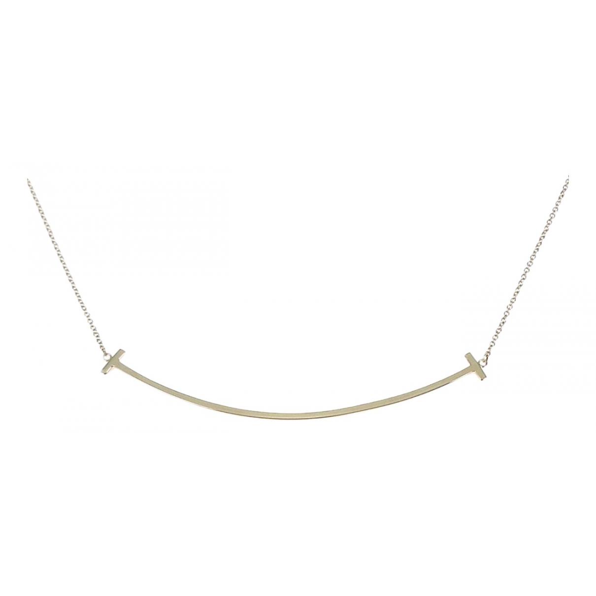Collar Tiffany T de Oro rosa Tiffany & Co