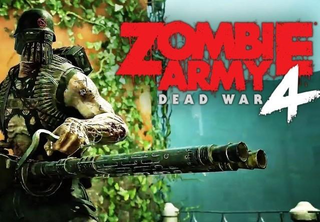 Zombie Army 4: Dead War EU XBOX One CD Key