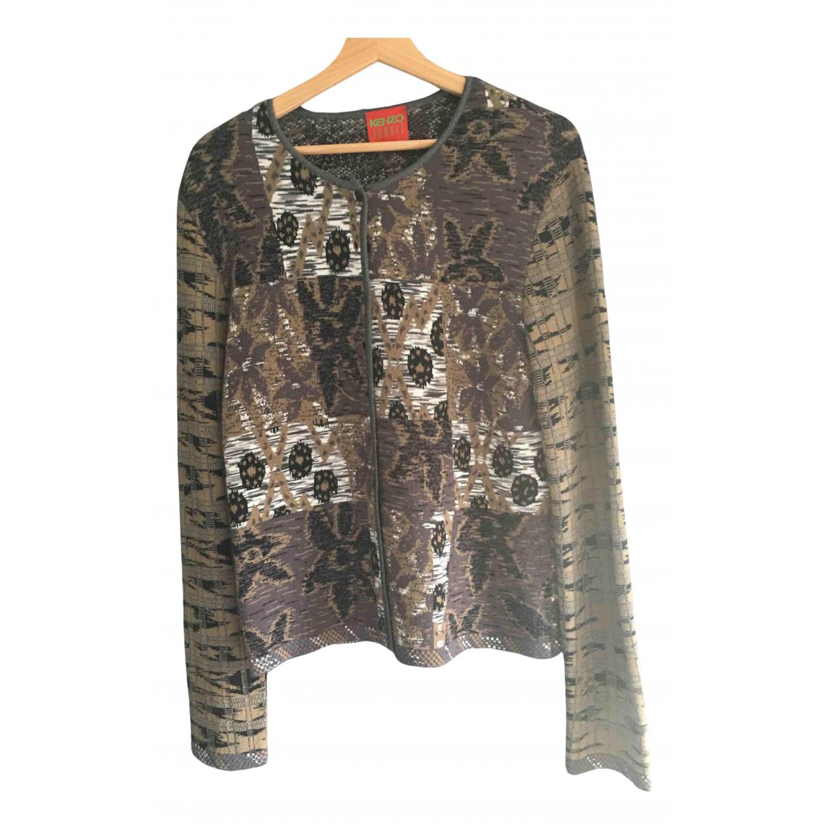 Kenzo \N Multicolour Wool Knitwear for Women 38 FR