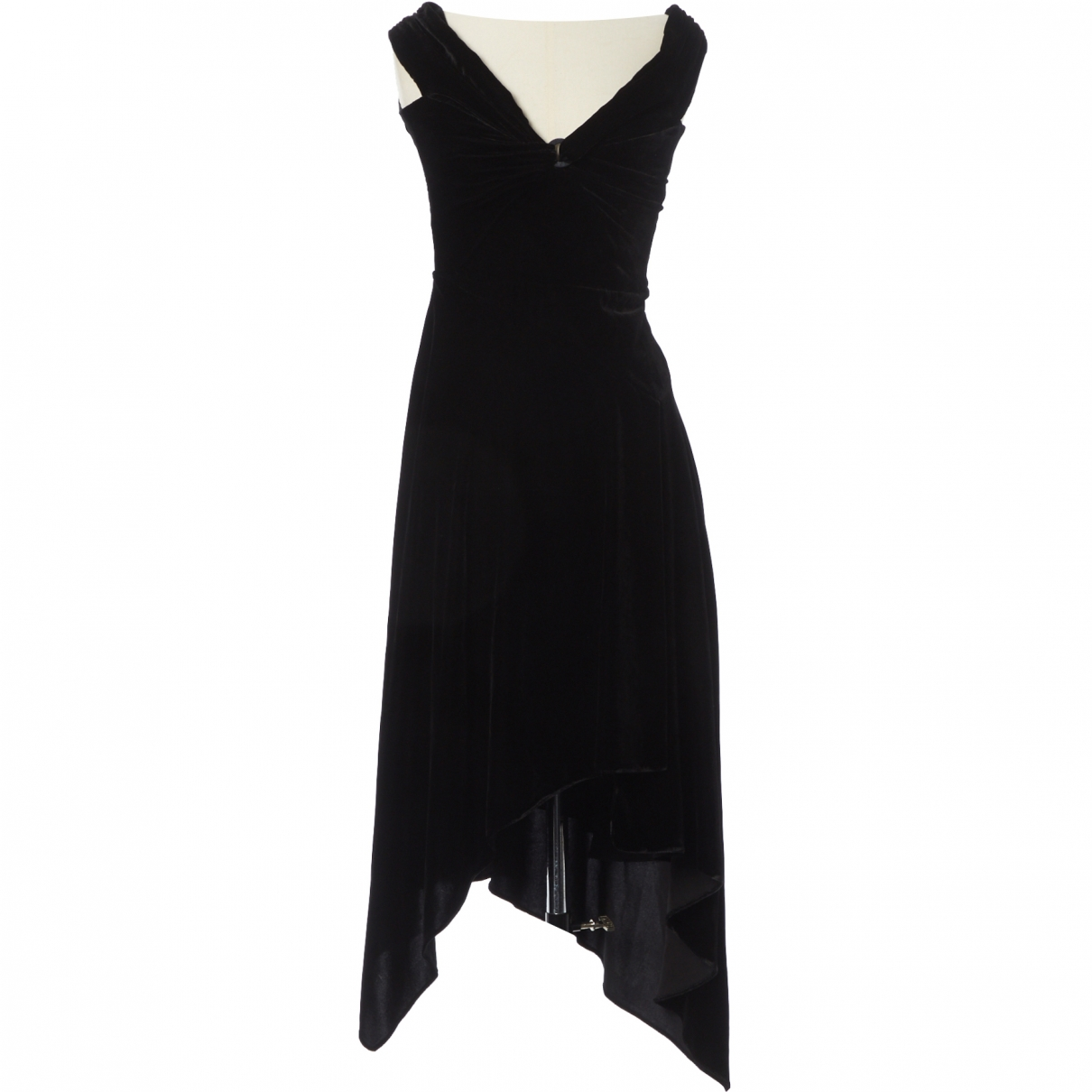 Peter Pilotto - Robe   pour femme en velours - noir