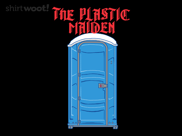 The Plastic Maiden T Shirt