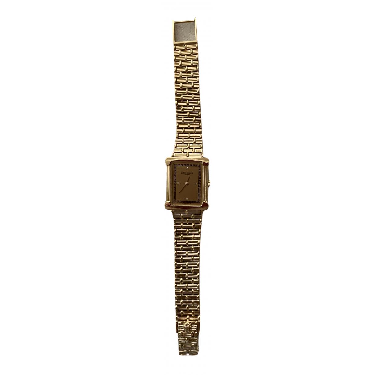 Patek Philippe Gondolo Uhr in  Gold Gelbgold