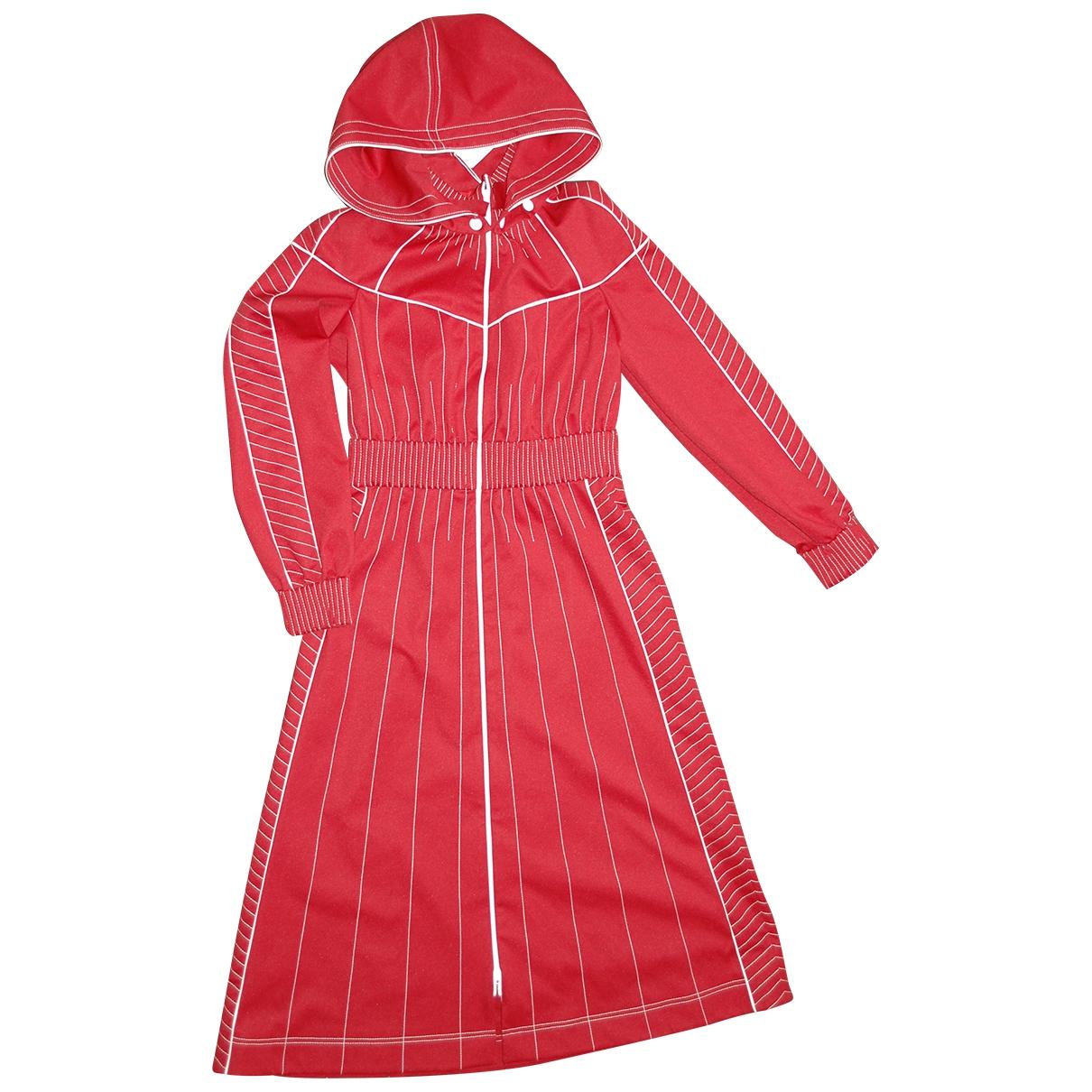 Valentino Garavani \N Red dress for Women 44 IT