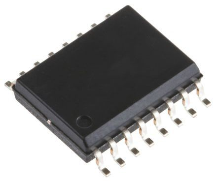 Maxim Integrated MAX202EWE+, Line Transceiver, RS-232 2 (RS-232)-TX 2 (RS-232)-RX, 5 V, 16-Pin SOIC (46)