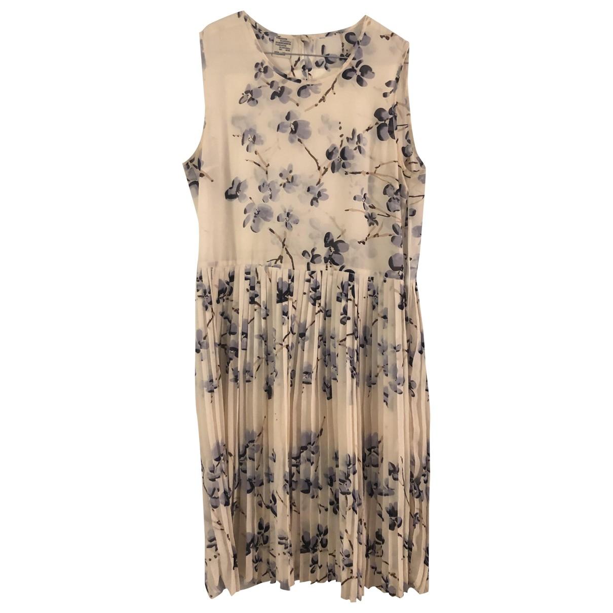 Baum Und Pferdgarten \N White dress for Women M International