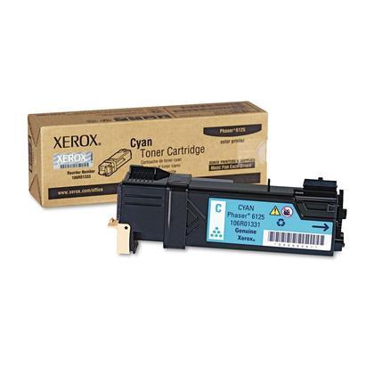 Xerox 106R01331 Original Cyan Toner Cartridge