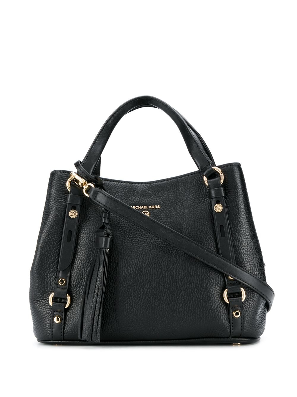 Carrie Leather Shoulder Bag