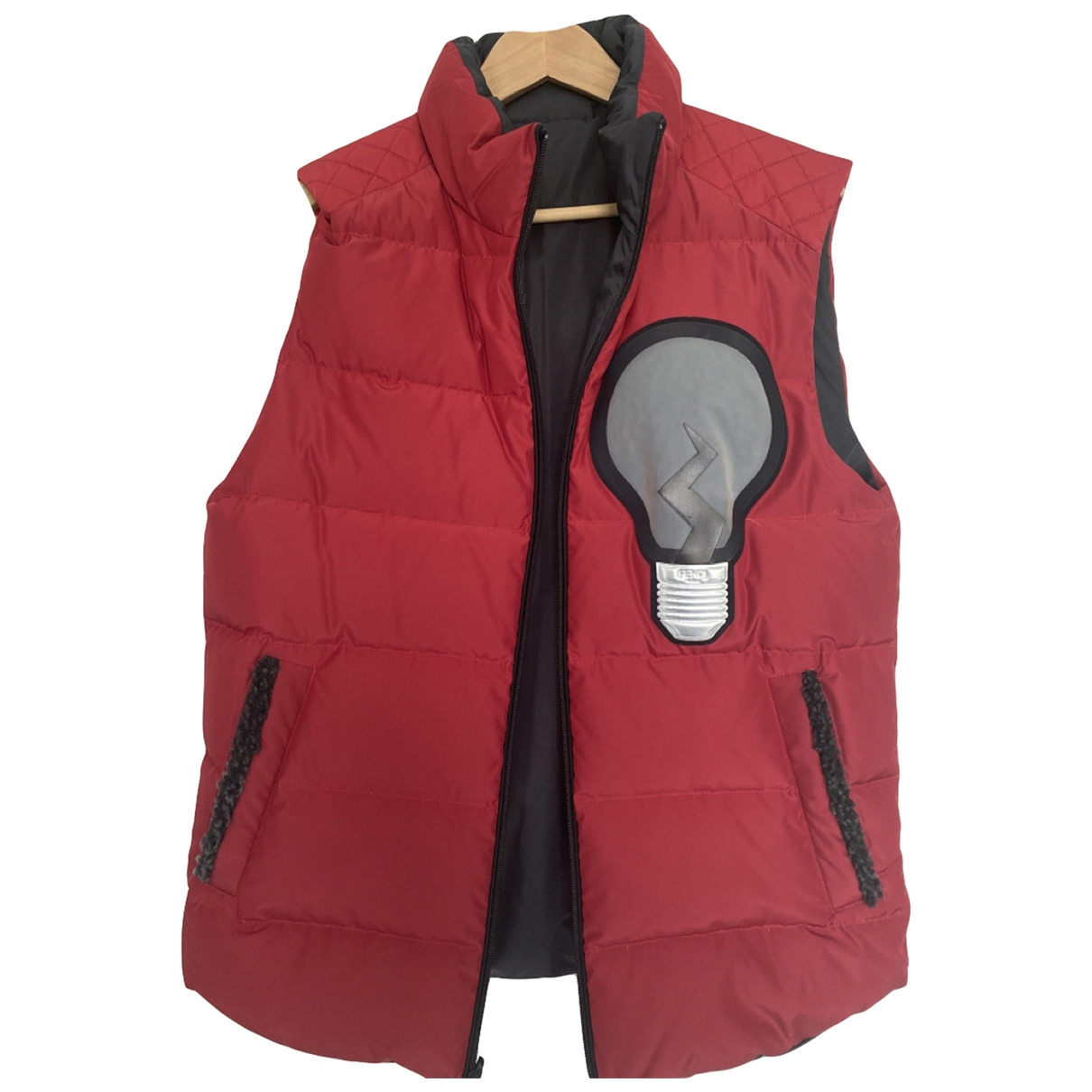 Fendi \N Red jacket  for Men L International