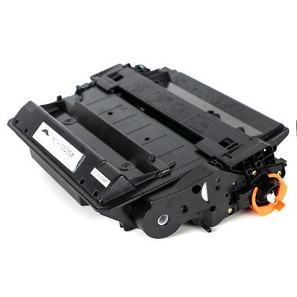 Compatible HP Laserjet Enterprise 500 MFP M525DN Black Toner Cartridge High Yield - Moustache