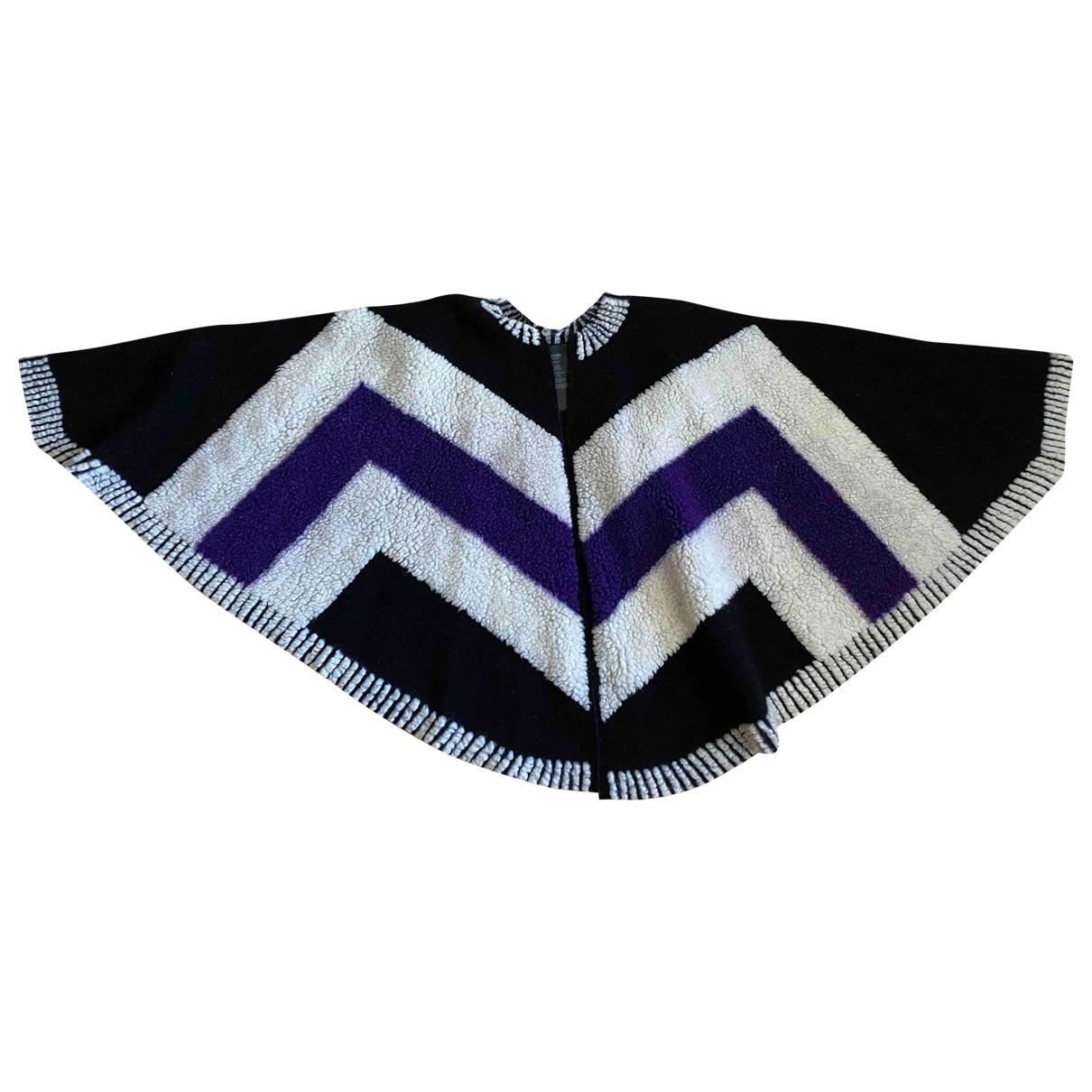 Maje - Veste   pour femme en laine - multicolore