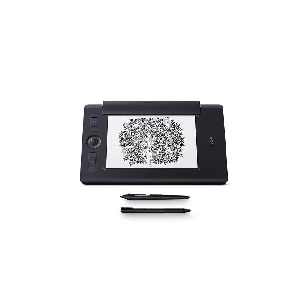 Wacom Intuos Pro Paper Edition Creative Pen Tablet (Medium) (Black)