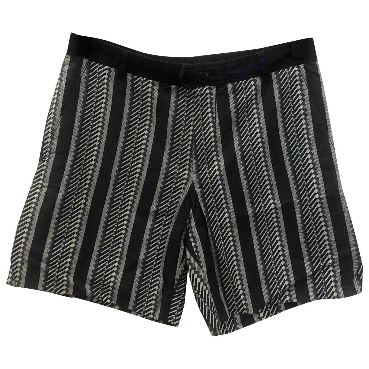 Wooyoungmi \N Multicolour Cotton Shorts for Men 46 IT