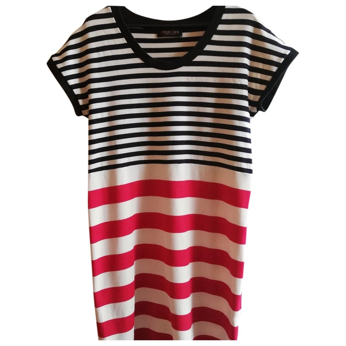 Twin Set \N Cotton - elasthane dress for Women 38 IT