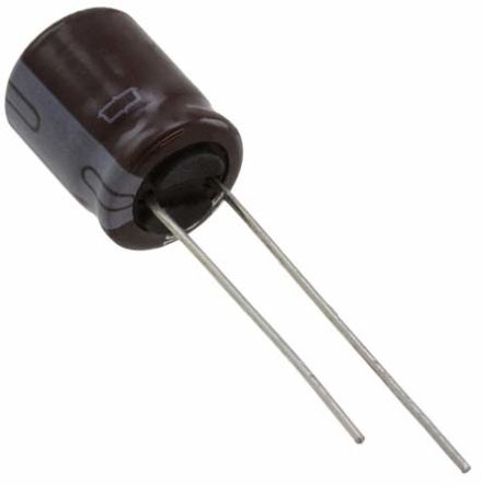 Nippon Chemi-Con 470μF Electrolytic Capacitor 100V dc, Through Hole - EKMQ101ELL471ML25S (50)