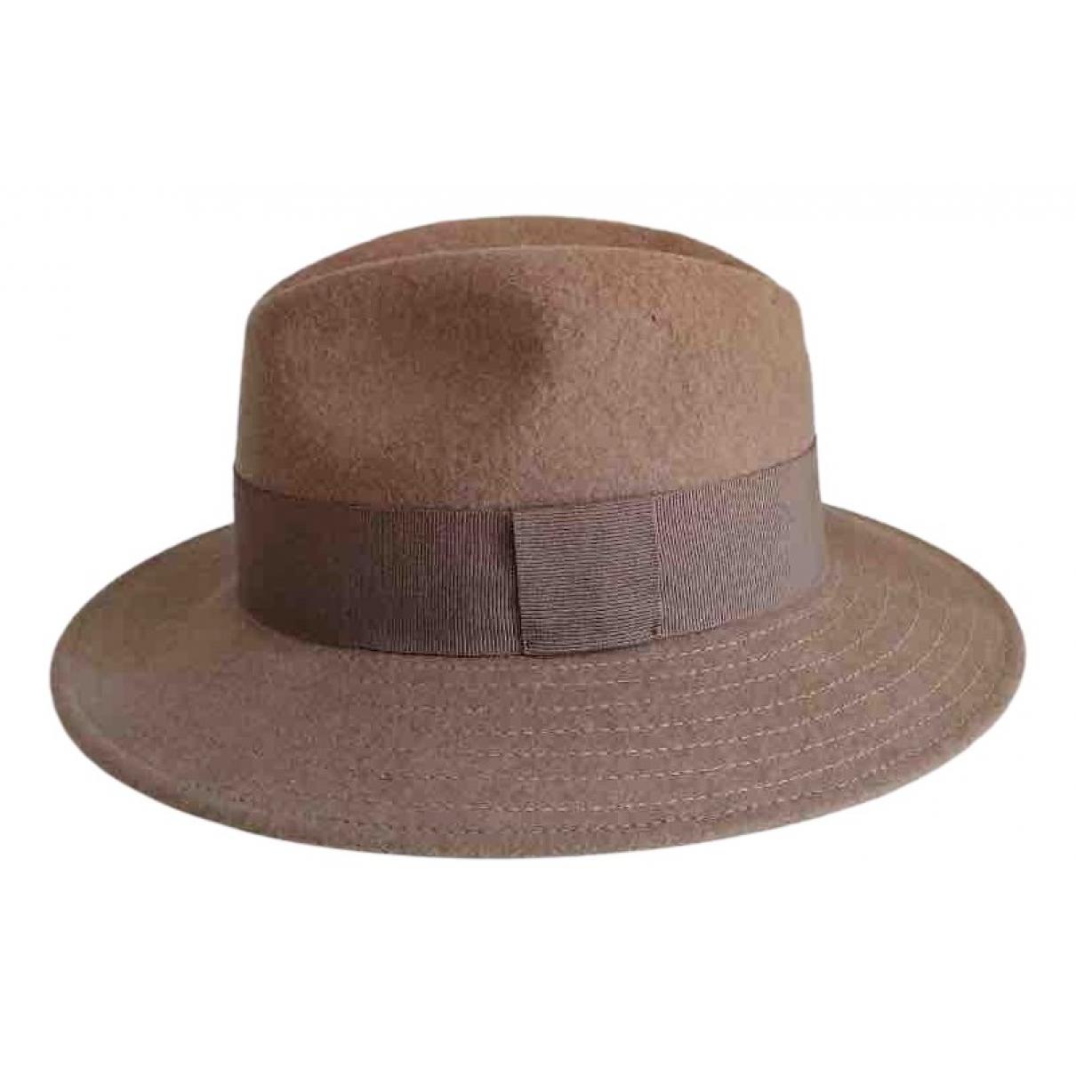 Paul Smith \N Brown Wool hat for Women S International